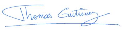 Full Signature Thomas